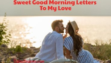 Sweet Good Morning Letters To My Love 2021