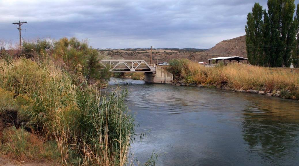Colorado River Watershed - Vernal Utah