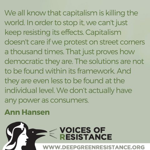 How Do We Destroy Capitalism?