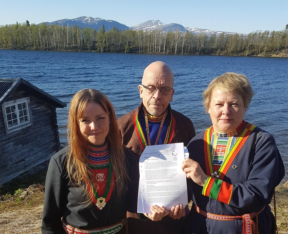 Sami Parliament endorses the Universal Declaration of the Rights of Mother Nature