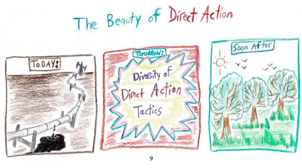 An introduction to meaningful action direct action