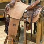 Eric Taylor saddle