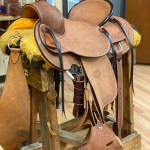 Zelhart saddle