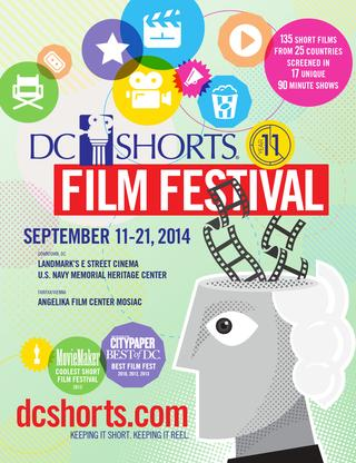 Announcing the 2014 DC Shorts Film Festival