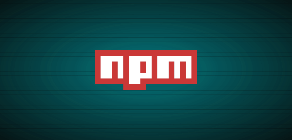 npm tutorial
