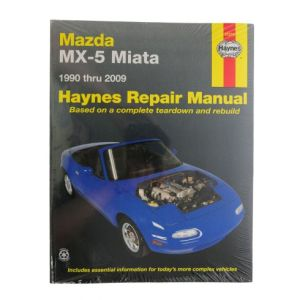 1994 Mazda Miata MX5 Repair Manuals | 1994 Mazda Miata MX