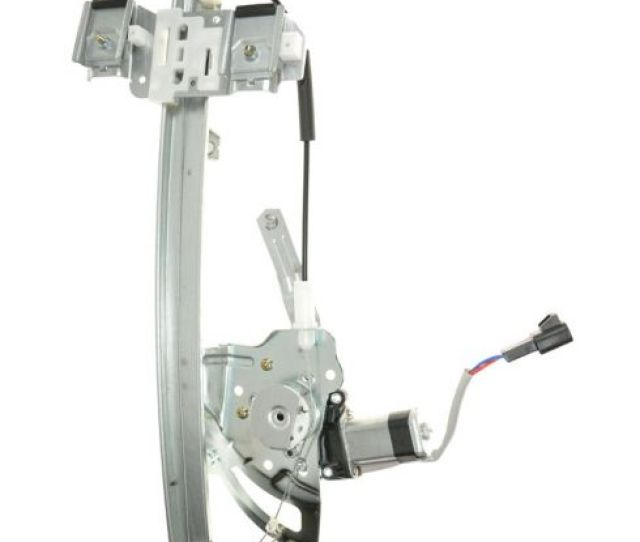 00 05 Pontiac Bonneville Front Window Regulator Motor Rh