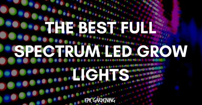 Led Grow Lights Full Spectrum | Adiklight co