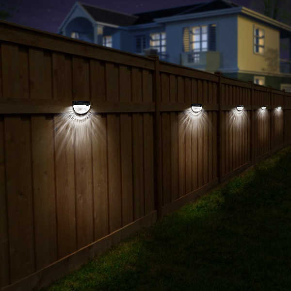 lights on the fences the sims forums