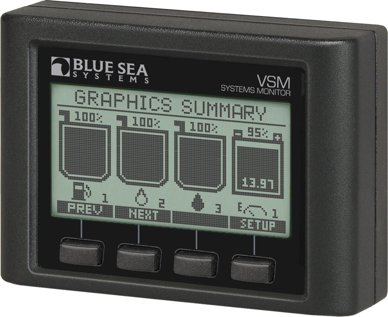 Vessel Systems Monitor Vsm 422