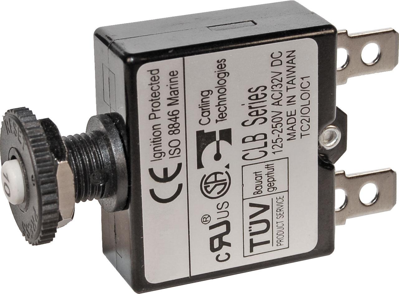 Circuit Breaker Push Button 35 Amp