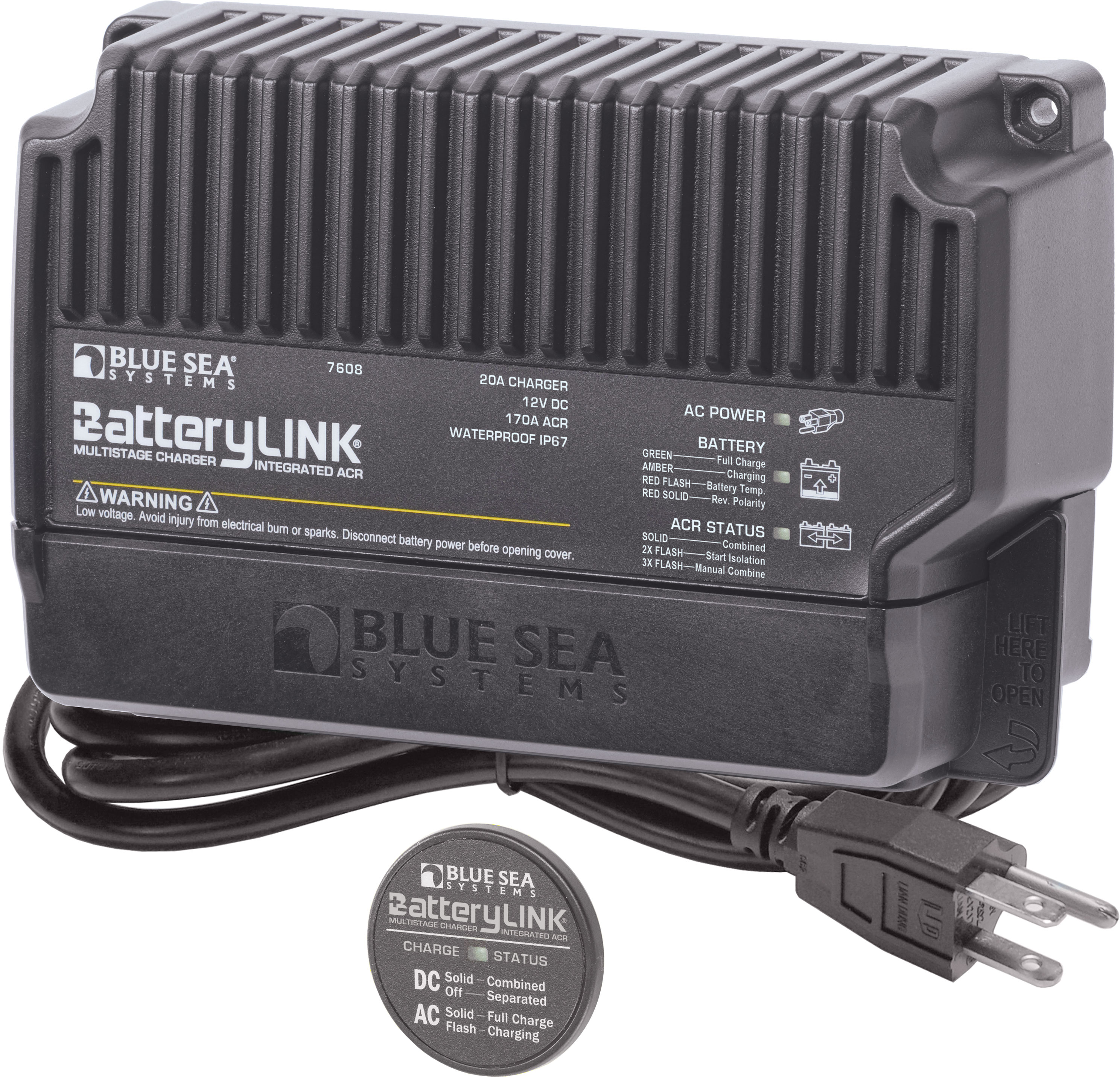 20a Batterylink Charger North America