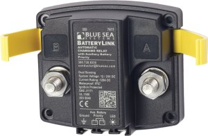 BatteryLink™ Automatic Charging Relay  12V24V DC 120A