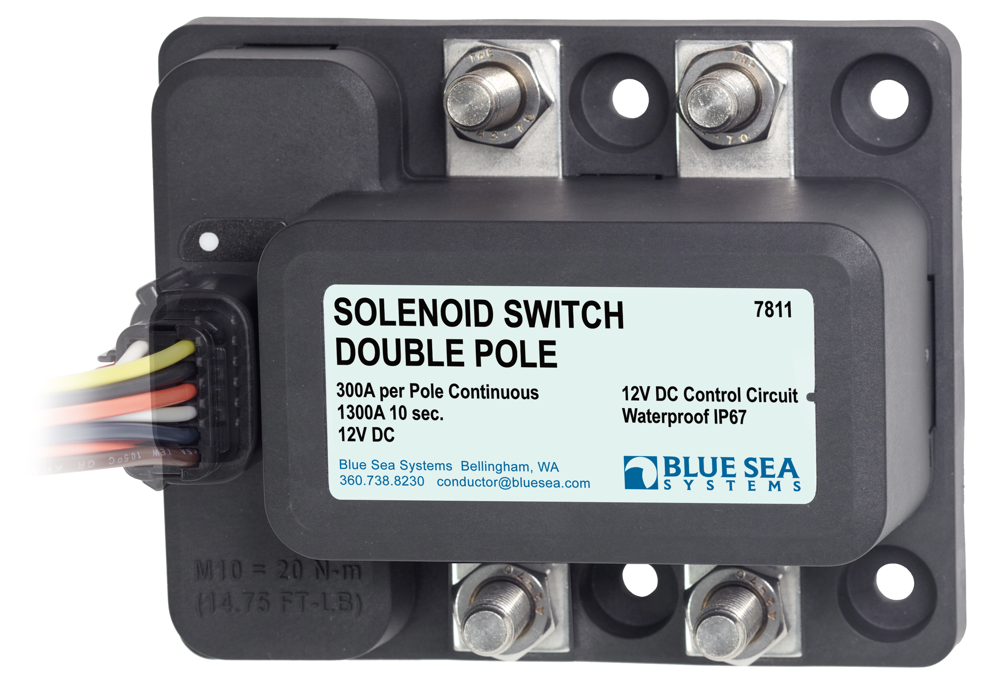 Sd Series Solenoid Switch
