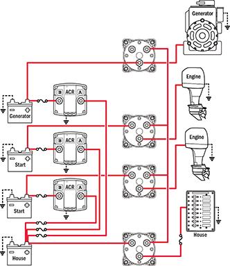 single marine battery switch wiring diagram  1977 mercury