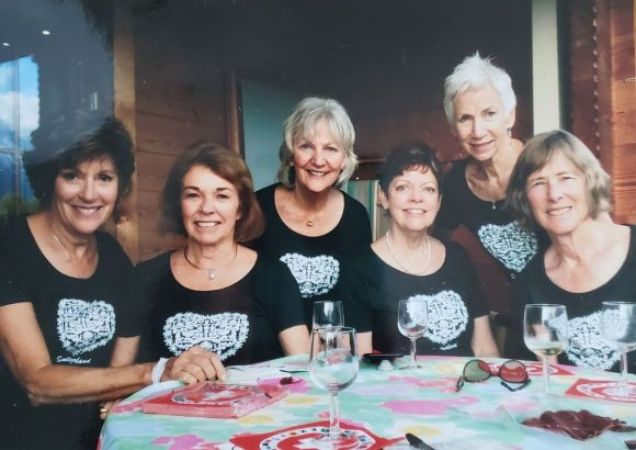dental hygienists abroad 50-year-anniversary