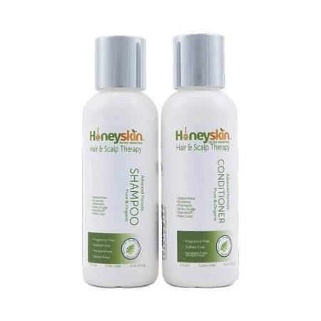 Honeyskin Moisturizing Shampoo and Conditioner