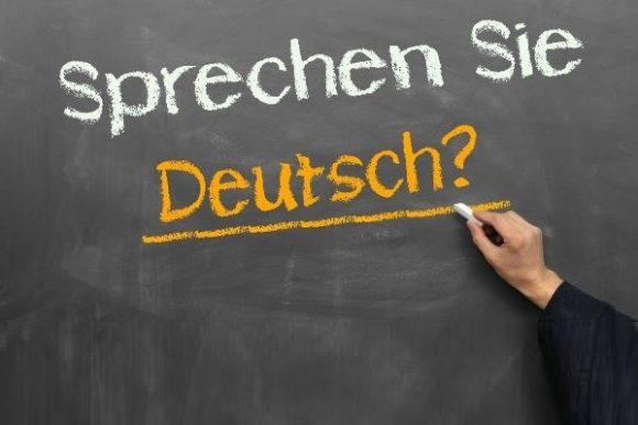 German language written