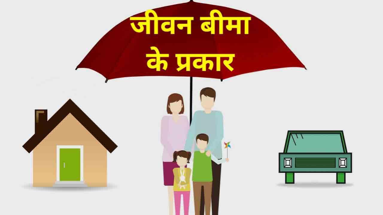 Read more about the article मुझे किस प्रकार का जीवन बीमा(लाइफ इंश्योरेंस) खरीदना चाहिए? Types of Life Insurance Policies in Hindi