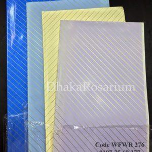 Code: WFWR276