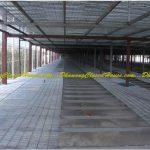 Konstruksi Produksi - Konstruksi Baja Breeding Farm 2 Lantai