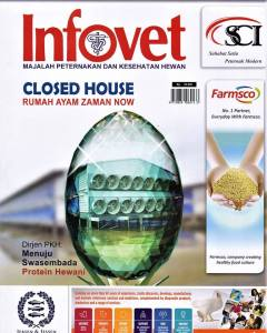 Infovet Aplikasi Kandang Tertutup Closed House