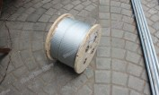 Kawat Sling / Galvanized Steel Wire Rope 5 mm - Dhanang Closed House