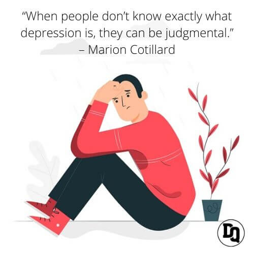 Depression quotes on life and love