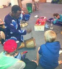 Drum Making & Playing Workshop