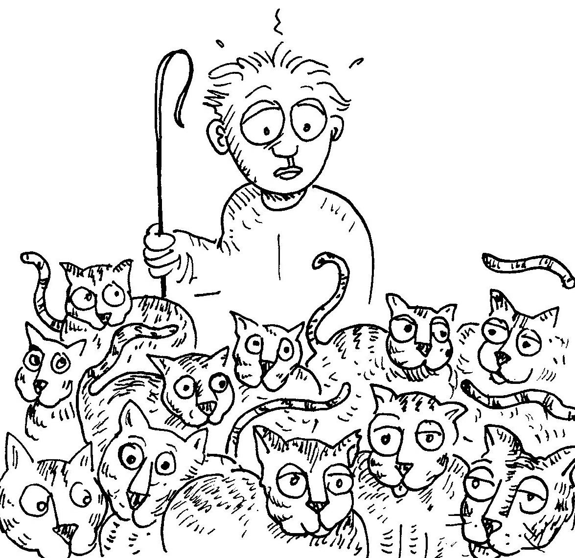 Buribalek Herding Cats
