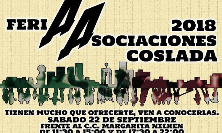 Feria de Asociaciones de Coslada 2018