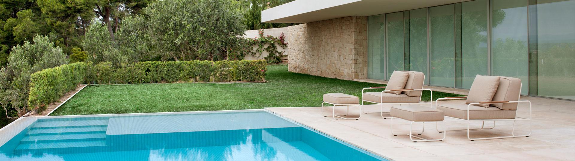 american designer and outdoor furniture