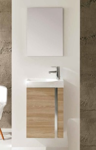 meuble salle de bain elegance pack 45 cm royo