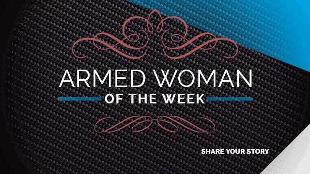 Armed Woman of the Week