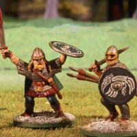 SAGA Vikings... the first three points