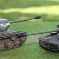 WW II Soviets (Part 2: tanks, tanks and even more tanks)