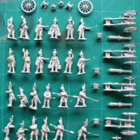 Offensive Miniatures French Artillery Review