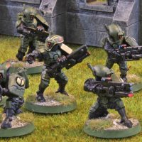 Tau Firewarrior Teams