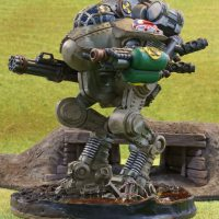 Warzone Resurrection: Imperial Hurricane Walkers (2nd Entry, 5th AHPC)