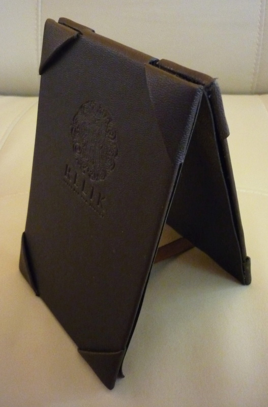 Table Tent Card Holder Relik Tapas Bar Amp Lounge