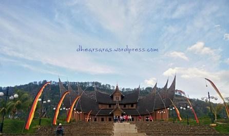 Pagaruyung Palace.