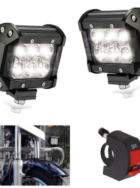 Bike LED Fog Light