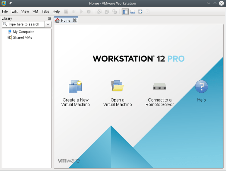 vmware-workstation