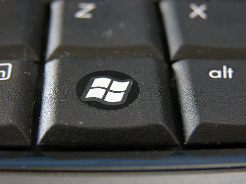 Atajos de teclado en Windows...