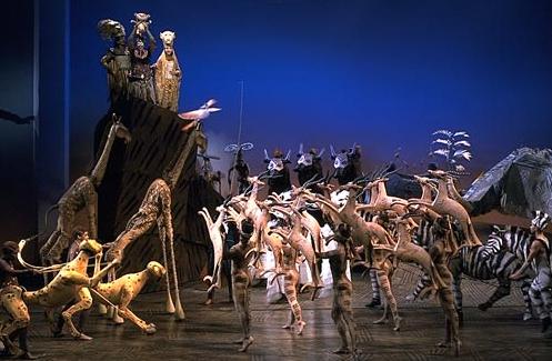 The Lion King, el musical de Broadway (4/4)