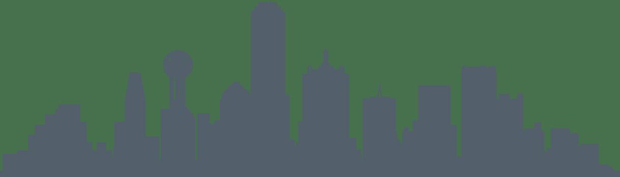 dallas skyline grey dallas hebrew free loan association
