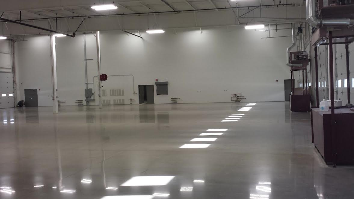 Polished Concrete Philadelphia