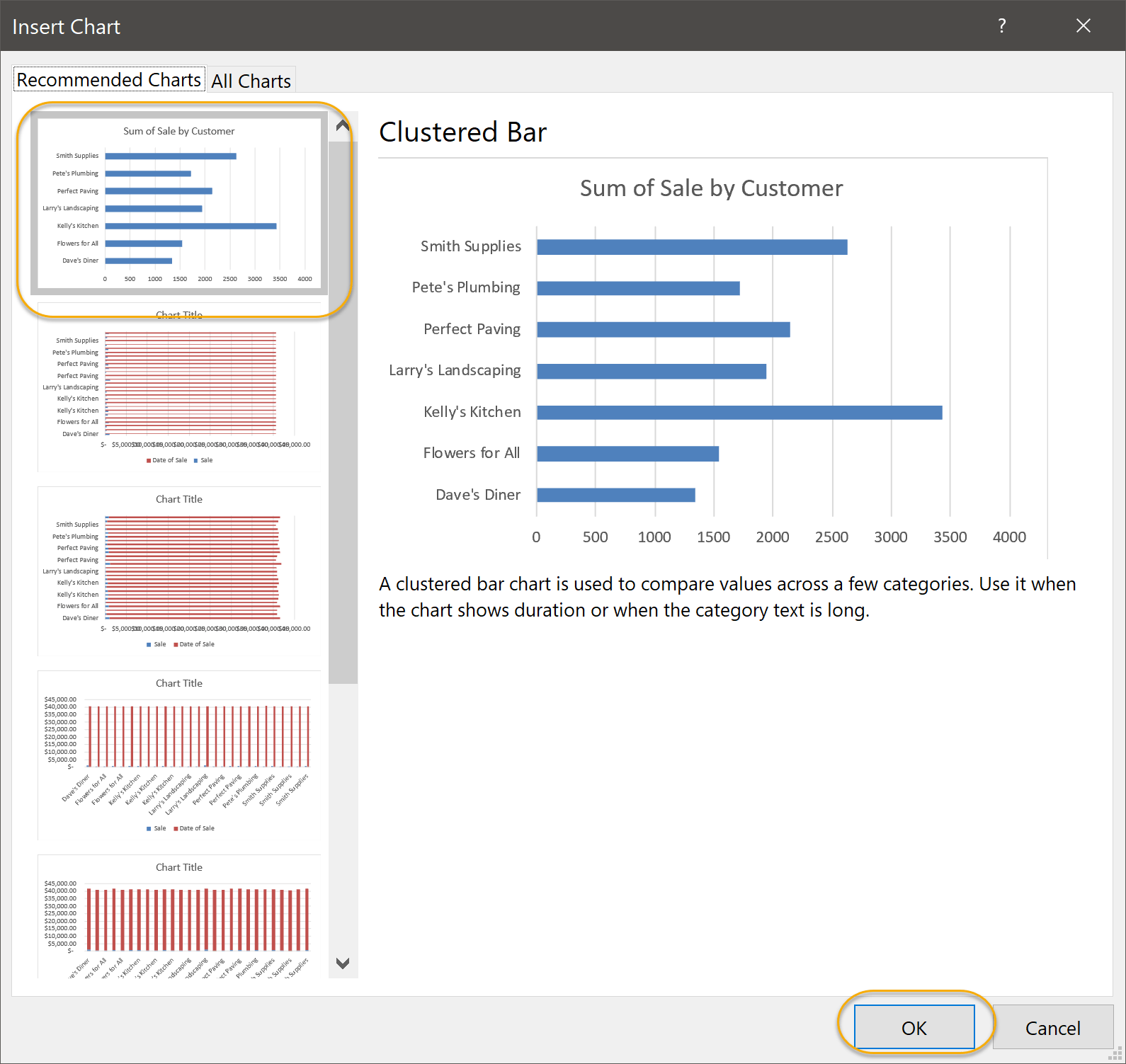Tutorial Using Pivot Tables