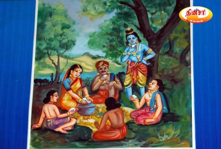 திருப்பாவை பாசுரம் 28 (கறவைகள் பின் சென்று)
