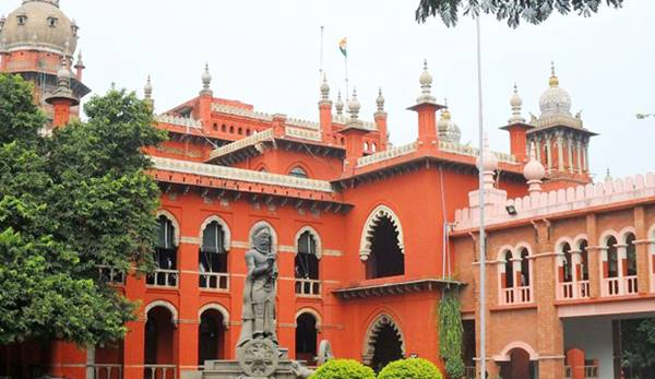 Madras High Court in Chennai